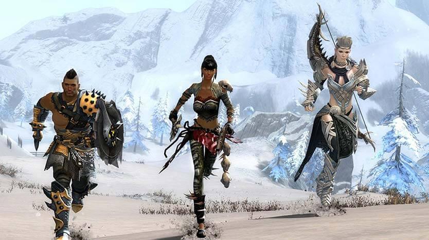Guild Wars 2 | Level Up