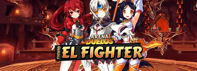 Enfrente GMs na nova Arena de Duelos com o evento El Fighter