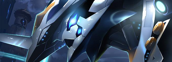 Sobreviva à batalha contra o guardião robótico Eltrion MK-2