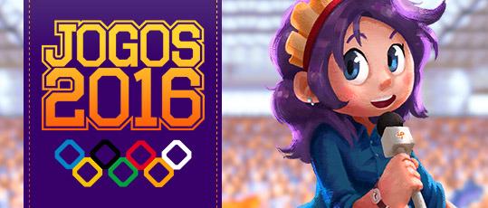 Mostre seu poder na 2ª Prova dos Jogos 2016