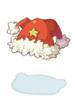 gorro natalino