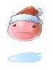 balao de poring natalino