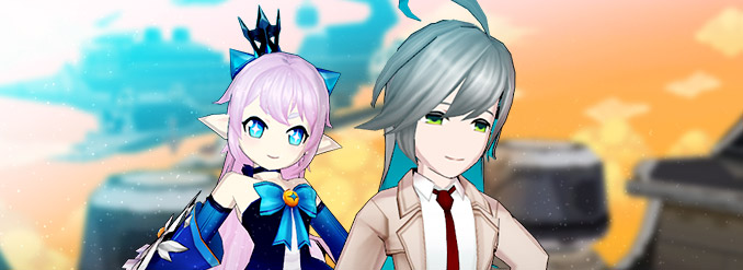 Traga o visual do anime para o jogo com os novos conjuntos