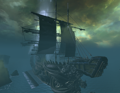 Masmorra Heroica – Navio Pirata Amaldiçoado