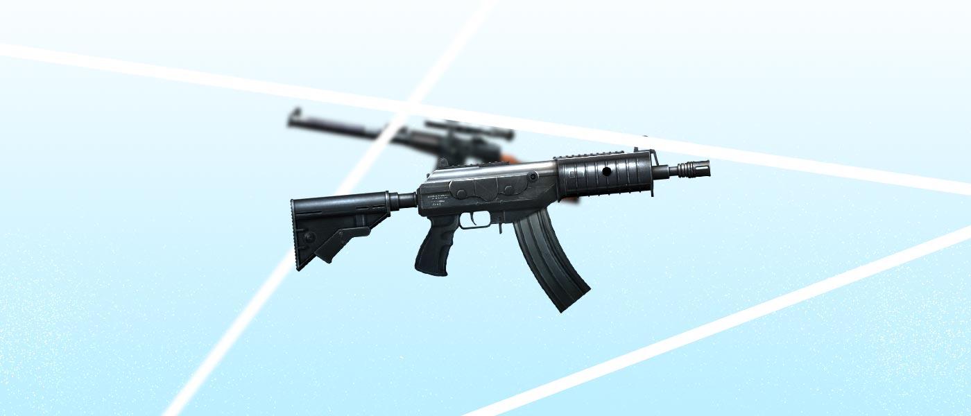 Com as armas de GP da semana, detone de longe ou de perto