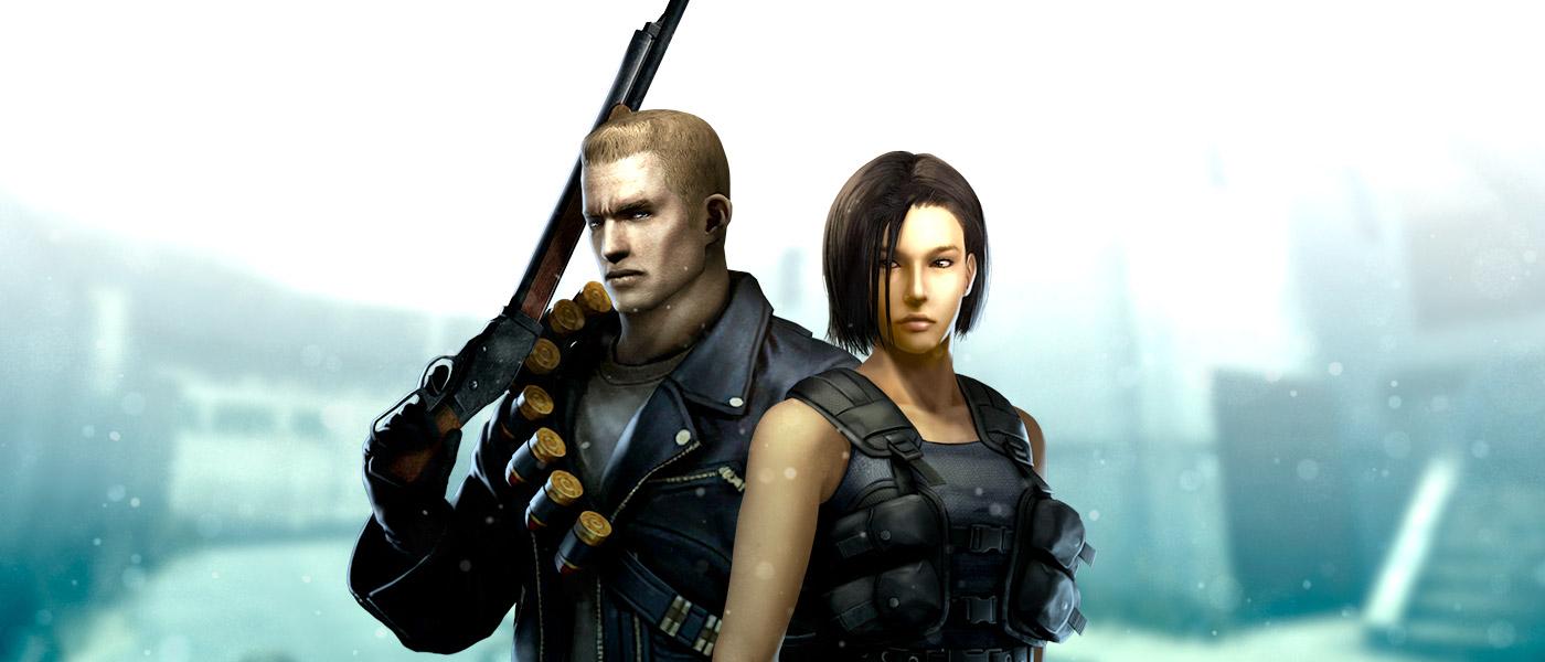 Dupla dinâmica de volta: Exterminador Hauser e Mei Spec Ops