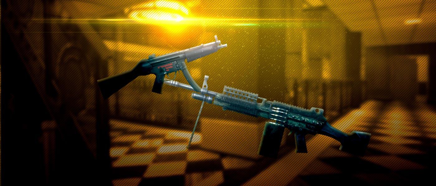 As armas de GP da semana são multiuso!