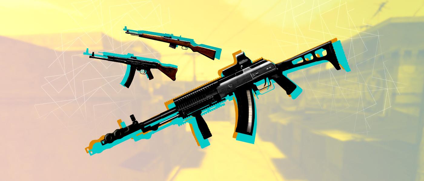 Armas de Forja: tenha essas raridades em seu arsenal