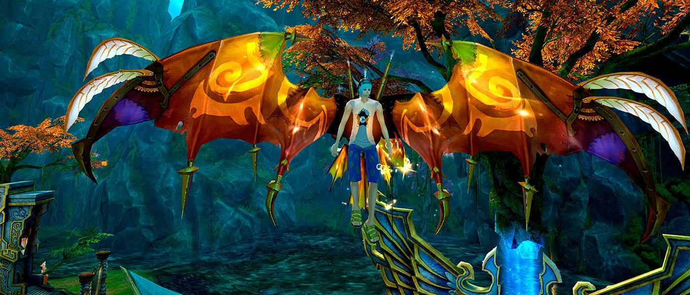 Seu poder se elevará com o Baú da Ascensão Celestial!