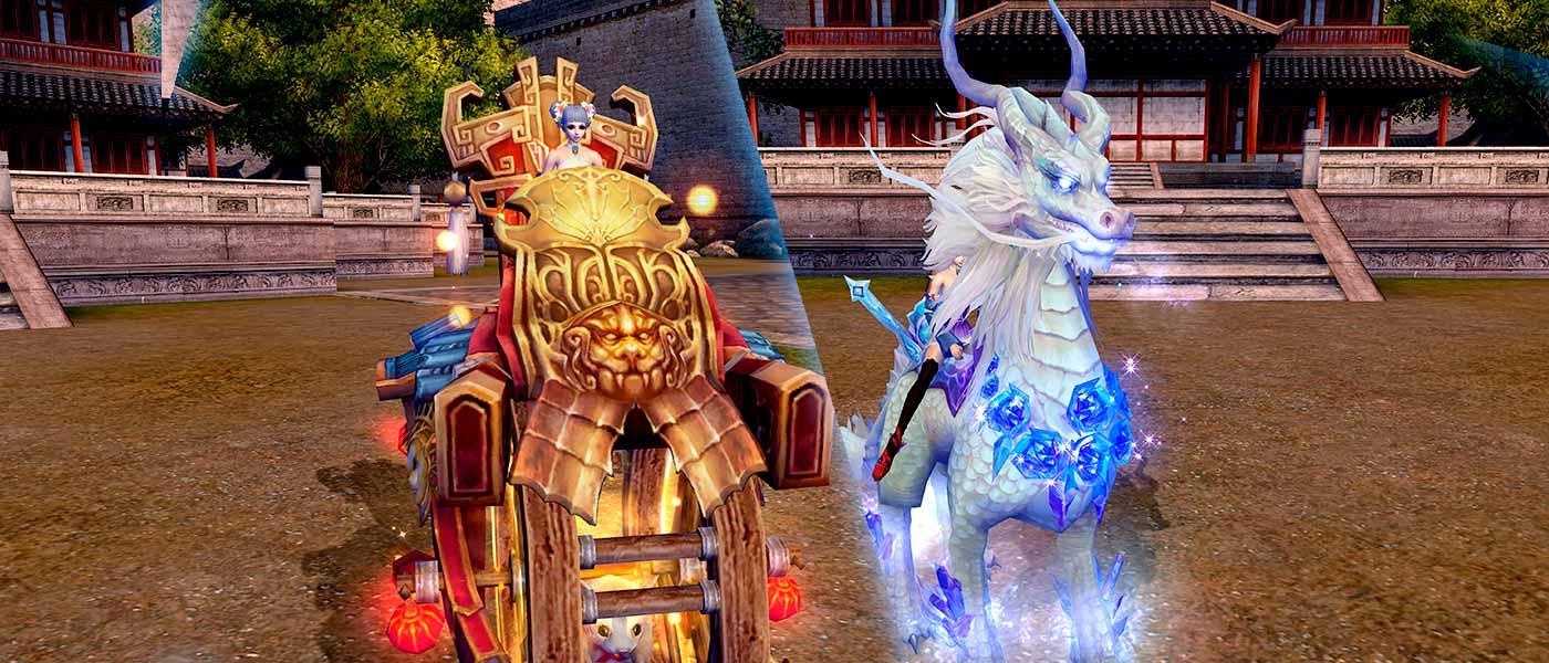 Baú de Jade e Baú da Perdição por 50 GOLD cada!