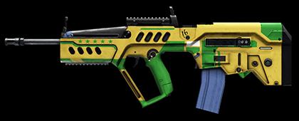 TAR-21 DO CAMPEÃO